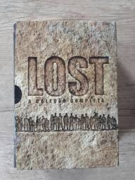 Box completo seriado LOST