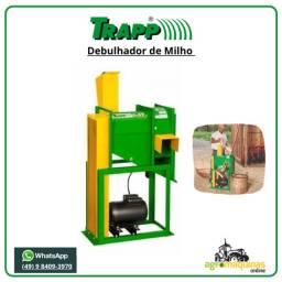 Debulhador de Milho Trapp DM-50 com Motor Eletrico 2cv Monofasico