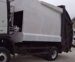 Caminhao Compactador de lixo Usimeca 15m3