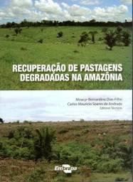 Recuperação de pastagens degradadas na Amazônia 1ª Edição