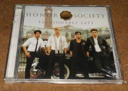 Honor Society - CD Fashionably Late