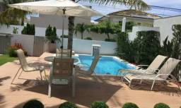 lounge com piscina