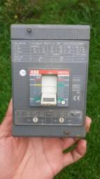 Disjuntor Caixa Moldada Tripolar Fixa Térmico Ajust/Magnético (disjuntor)