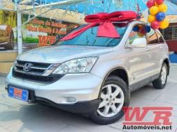 Honda CR-V LX 2.0 Automática, Único Dono