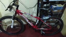 Bicicleta aro 26 reduzido