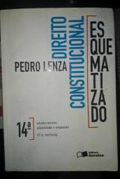 Livros de Constitucional, Administrativo e Inglês