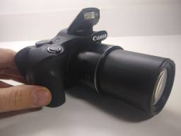 SÓ HOJE ! Camera Digital Canon SX 520HS Semi Profissional HDMI