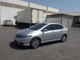 Honda city lx  1.5  automático 2014