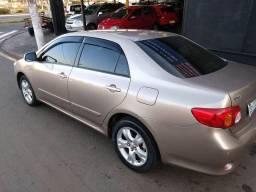 Toyota Corola 2009<br><br>41.000 à vista ou entrada mais parcelas no boleto bancário.