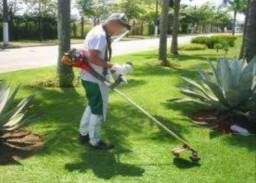 Jardinagem e serviço gerais