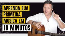 Título do anúncio: Curso de violão método tríade de ensino (completo)