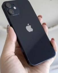 iPhone 12 mini preto 64 gb