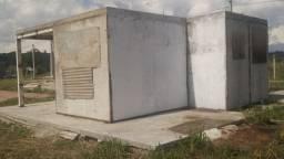 Casa Pré-Moldada de concreto 48,48m2 (para retirar do local)