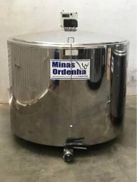 Resfriador de leite 500 litros - Entrego instalado