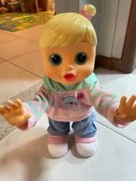 Baby Wow - Boneca interativa
