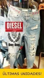 [MULHER] Calças Jeans De Grife