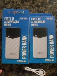 Carregador Portátil Power Bank Inova 10000 MAH