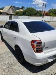 Cobalt 2014 lt 1.4 com gnv pego carro até 9 mil