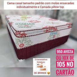 Cama<<< Molas ensacadas*** Cama // Entrega gratis