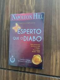 Livros auto ajuda Napoleon Hill