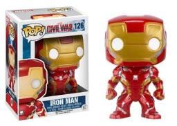 Funko Pop Marvel Homem De Ferro para colecionadores