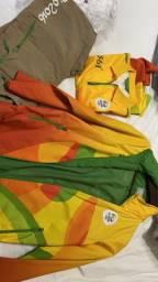 Conjunto completo Rio 2016