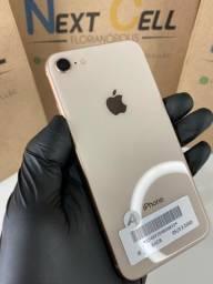 iPhone 8 64gb impecável, com garantia