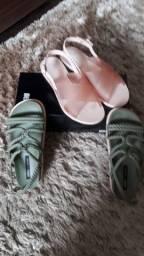 Sandálias da Melissa