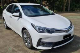 Toyota Corolla 2019 XEI 2.0 Aut Completo Branco Pérola