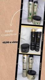 Kits de cabelo promoção