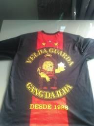 Camisa Gang da Ilha