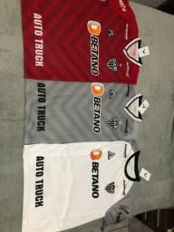 Camisas Atlético 2021/22