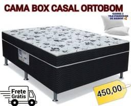 Cama Box !! Cama Box!! Ortobom