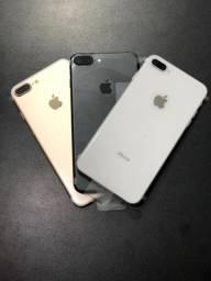 iPhones semi novo, 100% de bateria