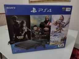PS4 slim zerado