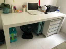 Mesa e Criado mudo MDF