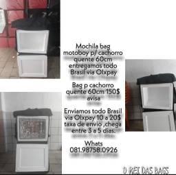Sedex Olx pay Bags para venda,novas