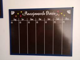 Planejamento diário