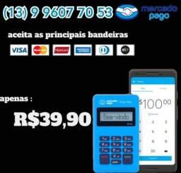 Máquininha de cartão MercadoPago