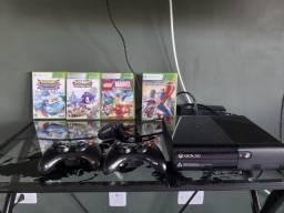 Xbox 360 Super Slim - bloqueado