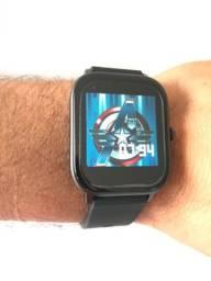 Smartwatch P8 bluetooth Na Promoção