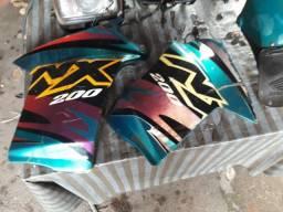 Vendo peças para NX 200