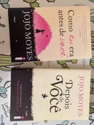 Livros Como eu era antes de você