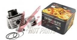 Título do anúncio: Kit Cilindro Motor Pistão Anéis