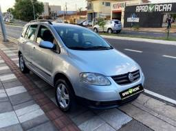 Volkswagen spacefox 2008 1.6 mi 8v flex 4p manual