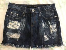 Saia jeans Damyller original
