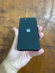 Iphone SE 2020 128gb !!! ACEITO O SEU USADO NA TROCA !!!