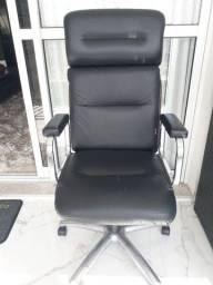 Cadeira executiva Lavoro alta