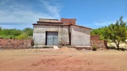 Casa em Porto do Mangue- RN, com terreno 50 mil