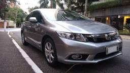 Civic EXS 2012/2012 Versão Top de Linha (Teto e Aerofólio)